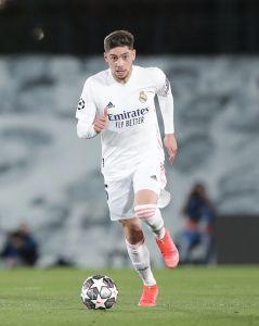 Valverde volverá a ser baja para el Real Madrid
