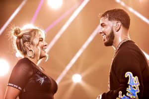 IMÁGENES: Anuel AA y Karol G reaparecieron juntos en Miami