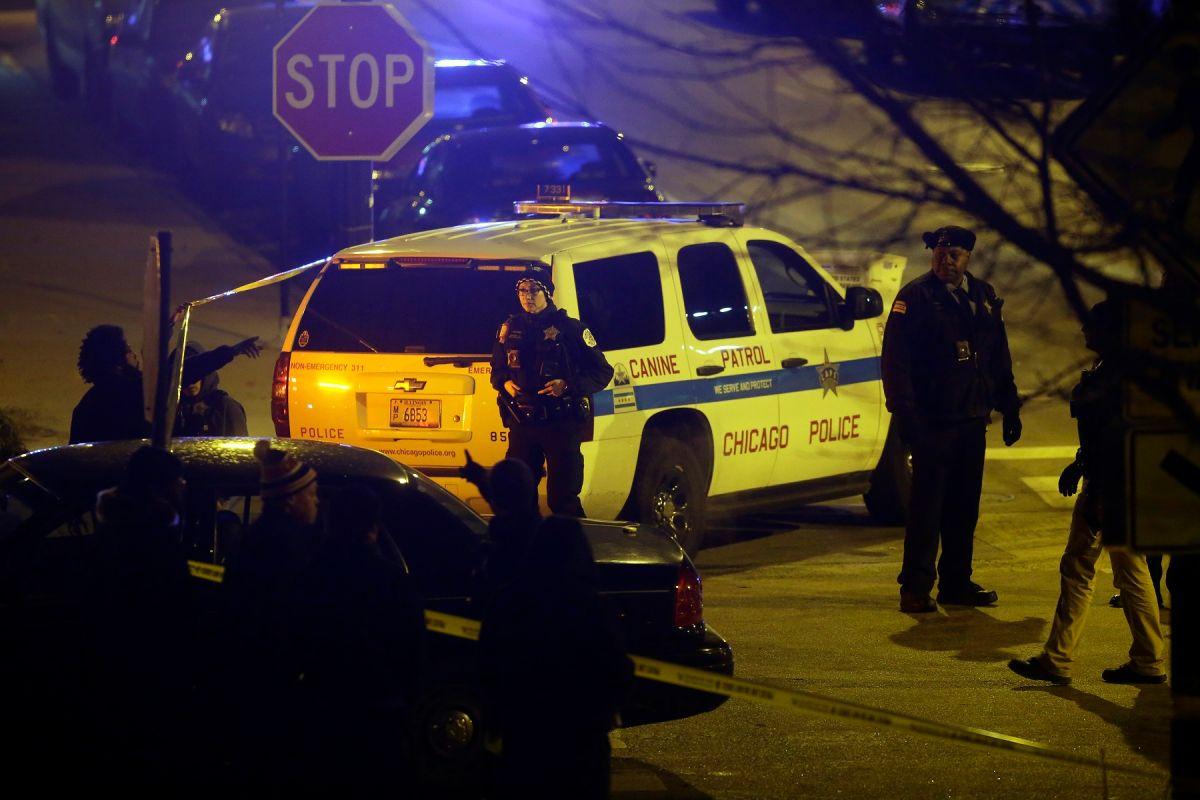 """""""Charco de sangre"""" deja balacera en fiesta en Chicago"""