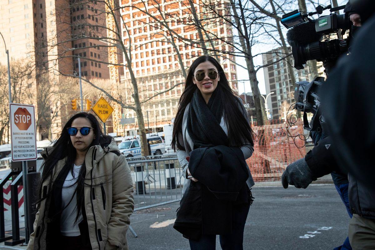 """Las tres opciones que tiene Emma Coronel, esposa de """"El Chapo"""", para enfrentar acusaciones en su contra"""