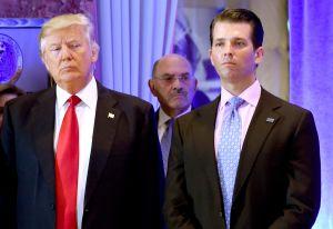 Investigación contra Trump por sus finanzas pone en aprietos a hijos de su jefe financiero
