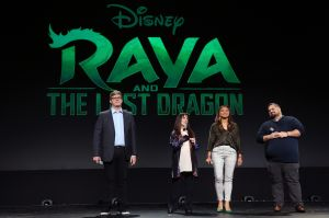 "Una mexicana participó en la dirección de ""Raya and the last dragon"" de Disney"