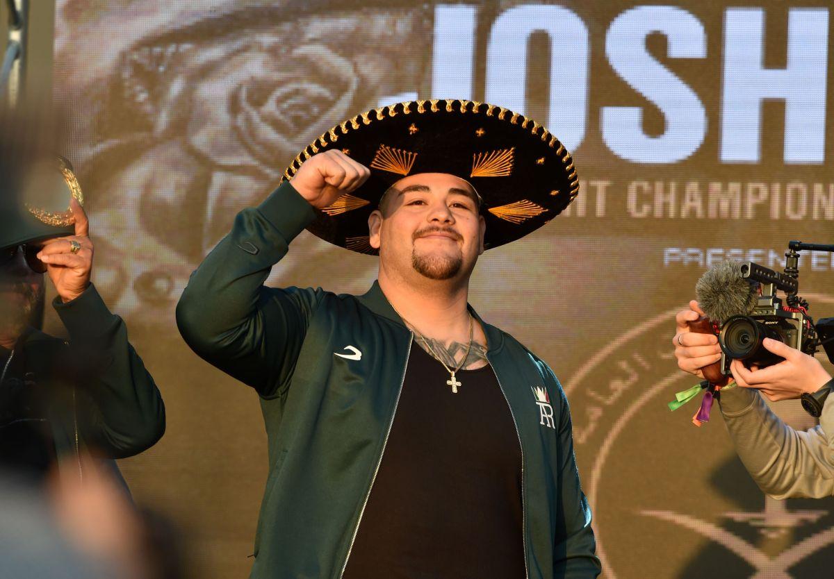 Andy Ruiz anuncia su fecha de regreso al cuadrilátero y ya tendría rival