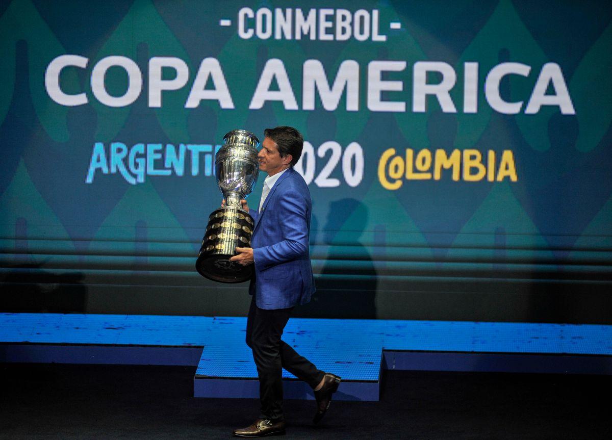Colombia no quiere una Copa América sin público