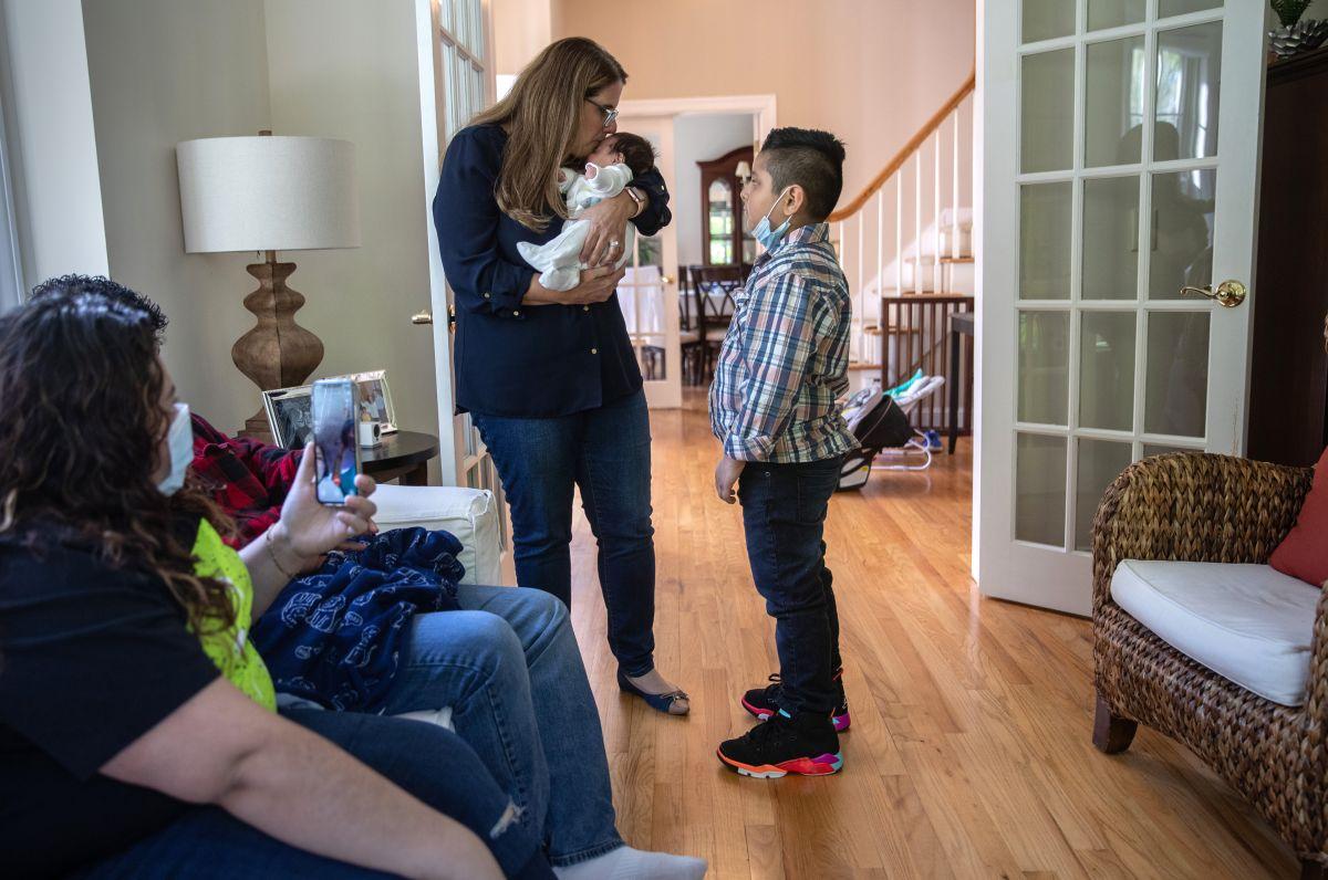 Cómo el proyecto de estímulo que se discute en el Congreso podría apoyar el cuidado de los niños en Estados Unidos