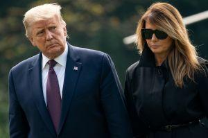 """Melania se habría dado cuenta de que Trump """"no es bueno para ella"""", según experto en relaciones personales"""
