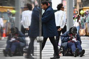La pandemia agrava crisis de desamparados en la ciudad de Nueva York