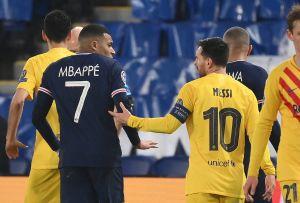 La publicación de Kylian Mbappé que pone a soñar con Lionel Messi a todo París