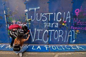 Encontraron sana y salva a la hija de la refugiada salvadoreña asesinada por policías en México