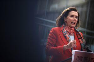 Nancy Pelosi ultima el comité para investigar el asalto al Capitolio