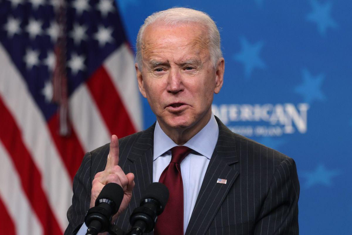El presidente Biden busca atender las necesidades de todas las comunidades.