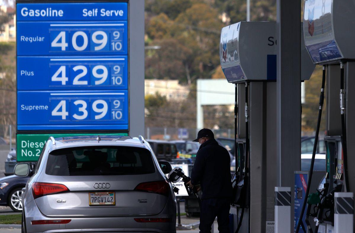 Anunciaron que tardará varios días regularizar el suministro de gasolina
