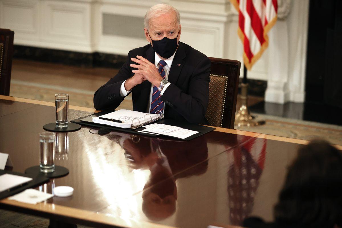 El nuevo proyecto de Biden buscaría impulsar la economía estadounidense y mejorar el empleo.