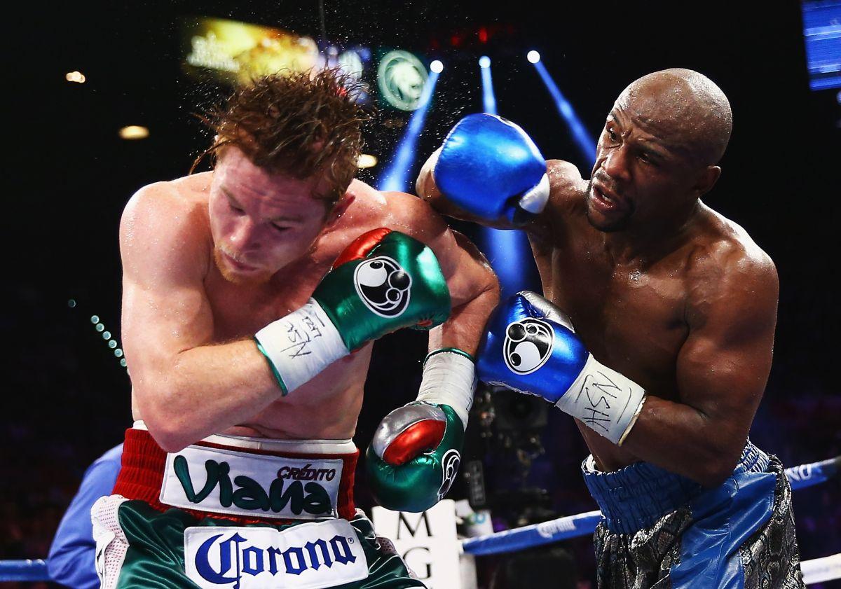 Canelo Álvarez le huye a boxeadores de raza negra según peleador afroamericano