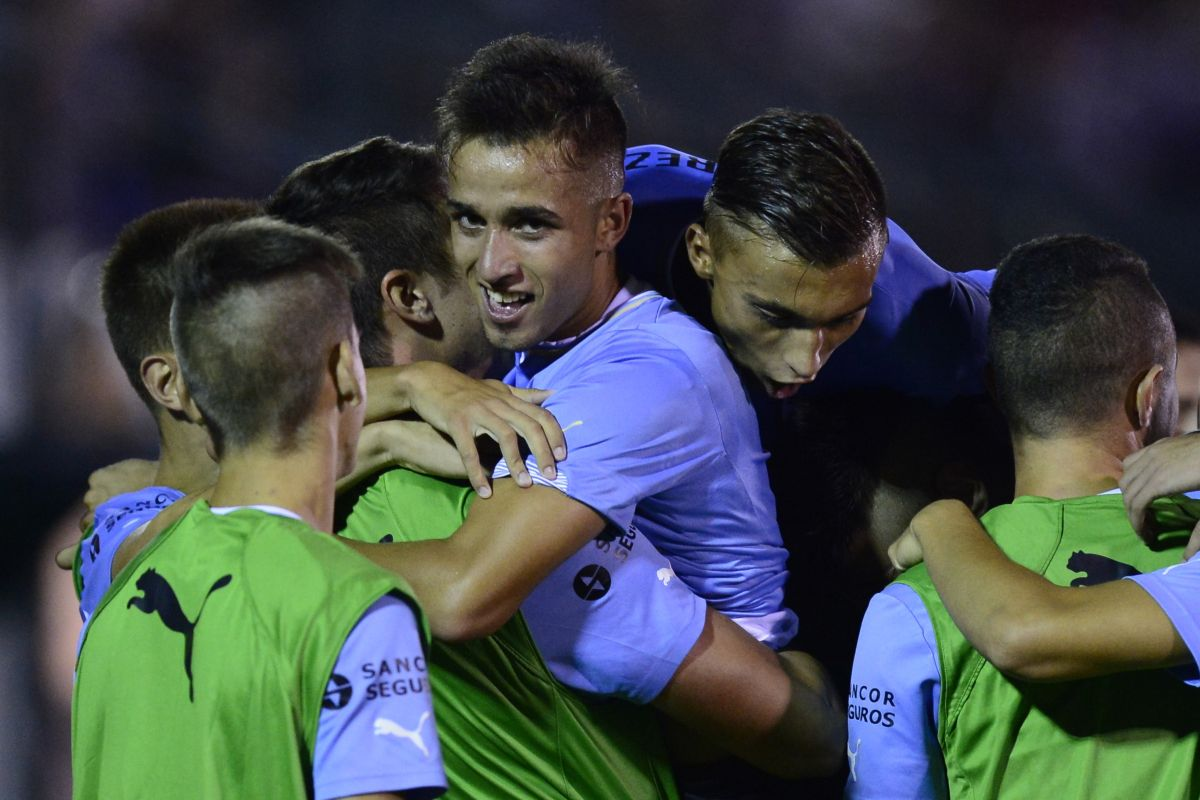 Conmoción en el fútbol por la muerte de Franco Acosta, el joven charrúa que fue encontrado ahogado