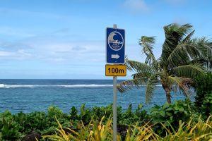 Alerta de tsunami para Hawái tras sismos en Nueva Zelanda