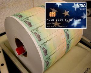 Quiénes recibirían de IRS su tercer cheque de estímulo esta semana