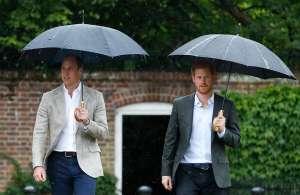 El príncipe William y su hermano Harry incumplen promesa a Lady Di por Meghan Markle, la duquesa de Sussex