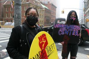 La 'mancha' de la explotación laboral en la industria de las lavanderías en NYC se hace más oscura con la pandemia