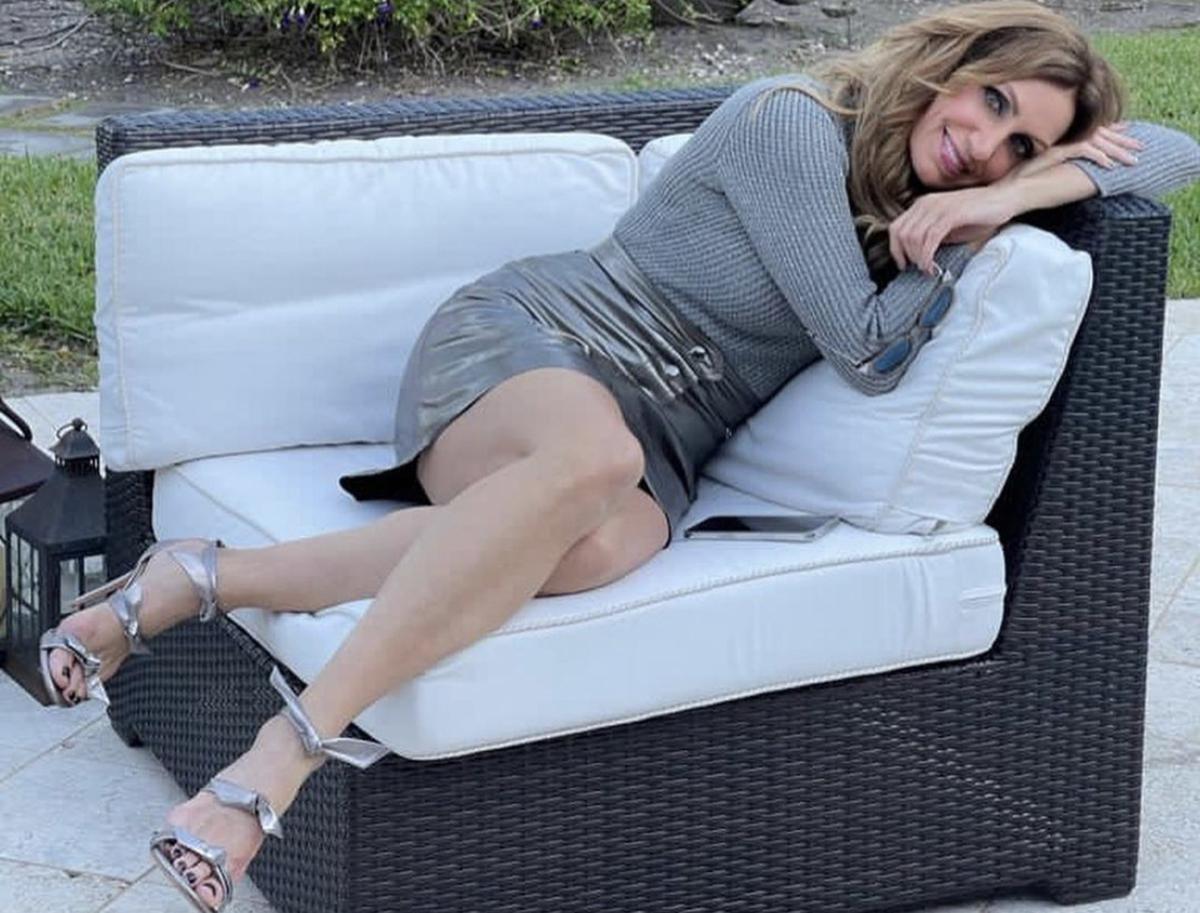Lili Estefan lleva muchos años de amistad con Eduardo Yañez.