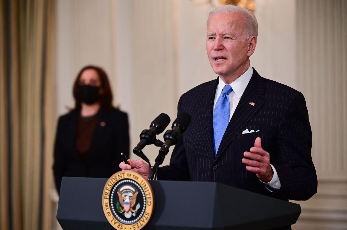 El presidente Biden debe eliminar la 'regla de Carga pública'.