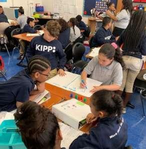 KIPP NYC: la tarea es llevar a sus estudiantes a una vida universitaria exitosa