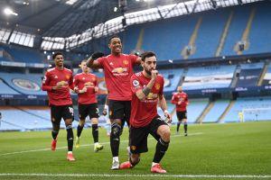 Manchester es rojo: El United se lleva el derbi y corta la histórica racha de victorias del City