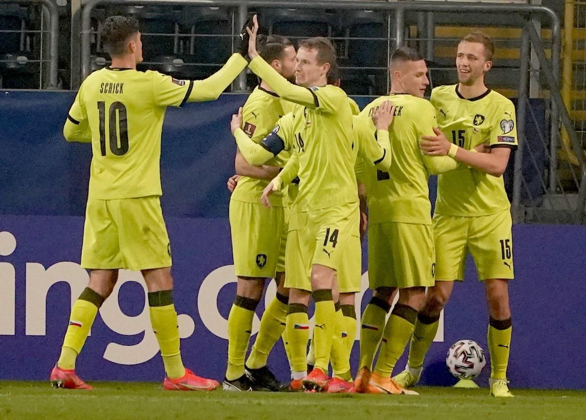 República Checa y la goleada de la fecha en las eliminatorias | El Diario NY