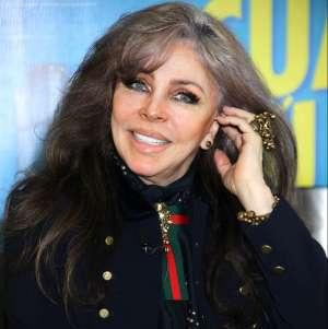 Así se ve la actriz Verónica Castro sin una gota de maquillaje a sus ¡68 años!