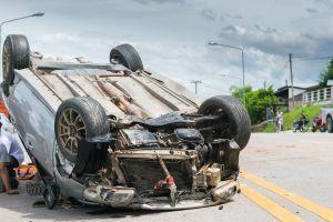 Descubre que su pareja le es infiel al sufrir accidente vial con su amante