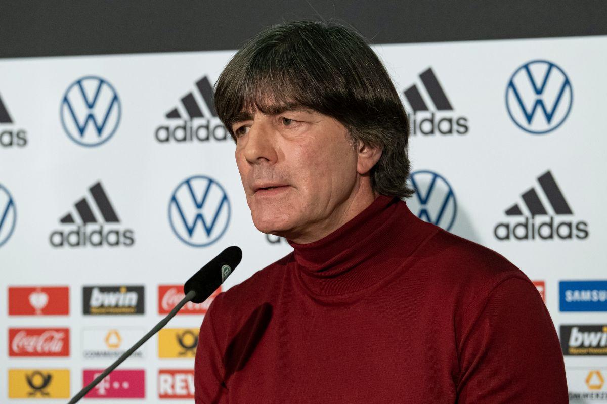 Joachim Low dejará su cargo como entrenador de Alemania en el verano.