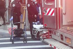 Accidente irónico: 10 heridos al chocar camión de bomberos en ruta a una emergencia en Nueva York