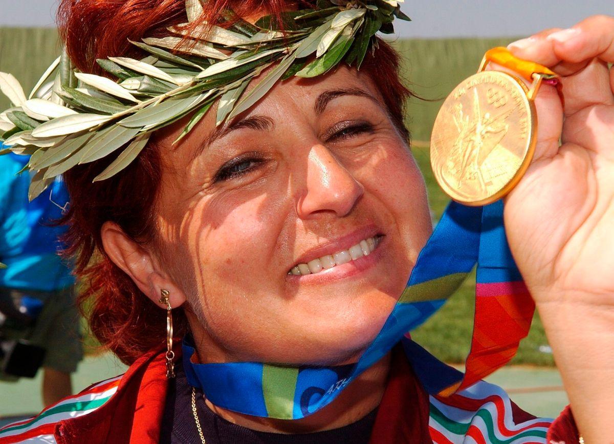 Doble medallista olímpica falleció a causa del Covid-19