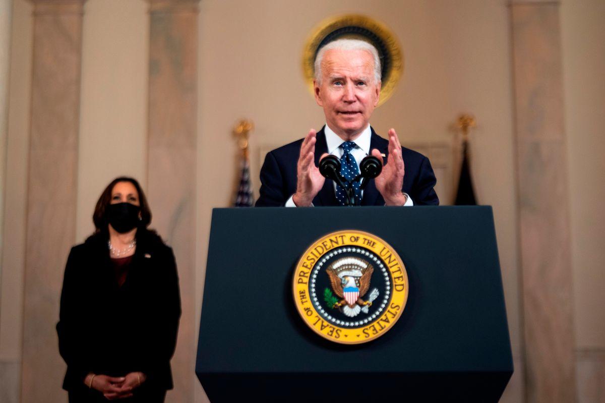 """Joe Biden: el veredicto sobre Derek Chauvin es un paso contra el """"racismo sistémico"""""""
