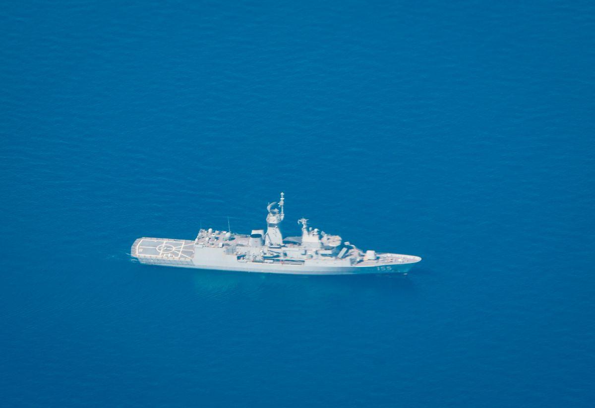 Indonesia halla submarino partido en 3 pedazos y da por muertos a los 53 tripulantes