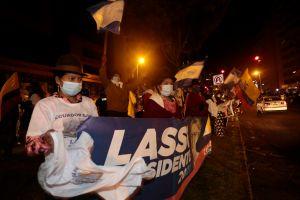 Guillermo Lasso ganó las elecciones presidenciales en Ecuador