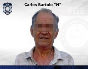 Abuelito confiesa que violó a sus propias nietas durante 6 años y lo condenan a 110 años de cárcel