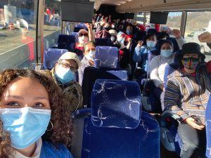 Inmigrantes de NYC viajan a Washington DC para marcha del Día Internacional de los Trabajadores