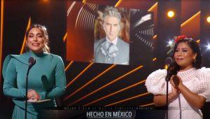 Alejandro Fernández se encuentra bien de salud tras dar positivo en coronavirus, pero se quedó fuera de los Latin AMAs