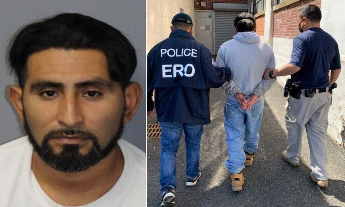 ICE detiene a uno de los 10 más buscados en Nueva Jersey