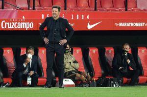 ¿Se le fue La Liga al Atlético de Madrid?