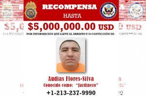 """¿Quién es Audias Flores-Silva, líder del CJNG y cercano a """"El Mencho"""", por el que Estados Unidos ofrece $5 millones?"""
