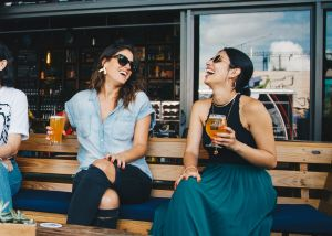 Aunque sea moderada, la ingesta de alcohol está relacionada con una menor actividad cerebral