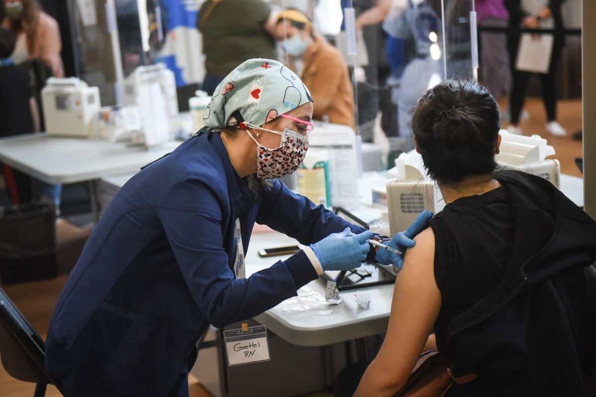 La Ciudad de Nueva York ya ha vacunado contra el COVID-19 a más de 5 millones de neoyorquinos