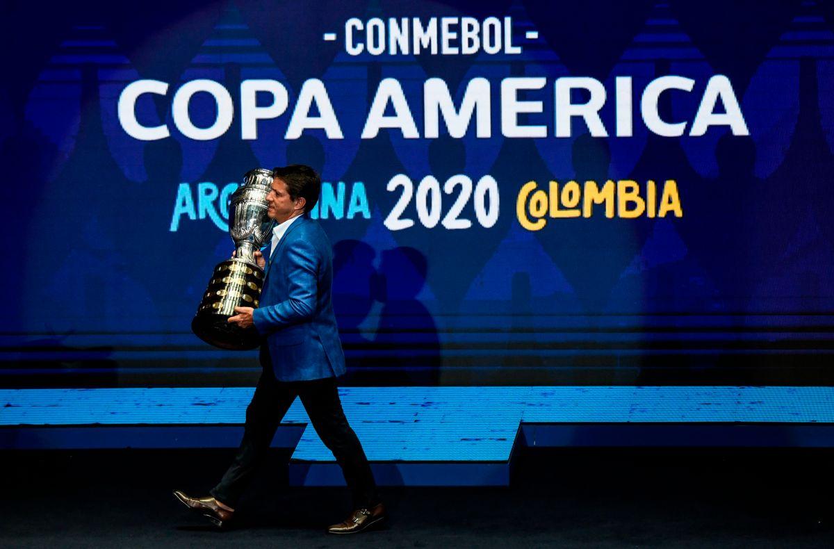 Presidente de Argentina pone en duda la realización de la Copa América 2021