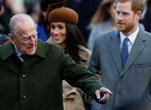 Príncipe Harry viaja sin Meghan Markle al funeral de su abuelo, el príncipe Felipe