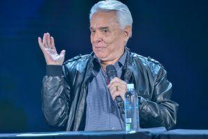 Enrique Guzmán admite que 'Sí se la agarró y sí gozó' cuando le tocó un seno a Verónica Castro