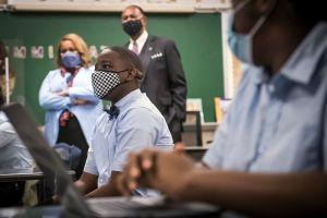 Cambian los protocolos para cerrar las escuelas de NYC por casos de COVID-19