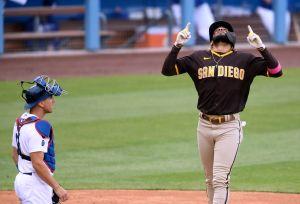 """¡Los tiene de rodillas! Fernando Tatis Jr. le dice """"tranquilo, hijo"""" a los LA Dodgers"""