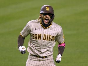 Fernando Tatis Jr. fue el Jugador de la Semana en la Liga Nacional de la MLB